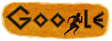 Google Logo: 2500th birthday of the Battle of Marathon