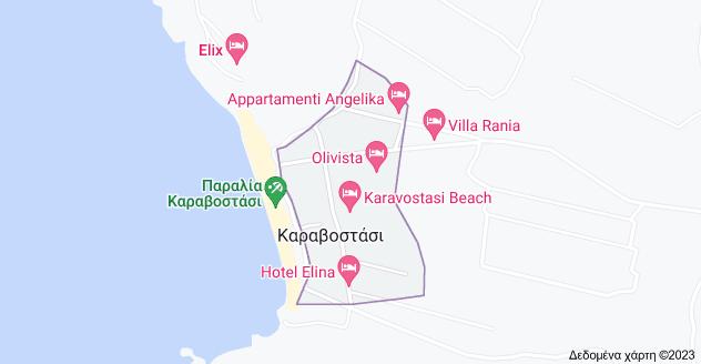 Χάρτης του/της Καραβοστάσι 460 30