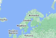 Χάρτης του/της Νορβηγία